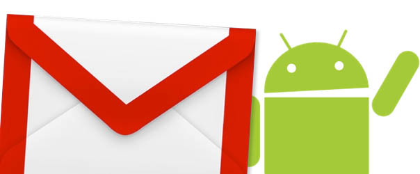 Gmail en Android Logo