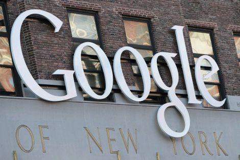 Google NewYork logo