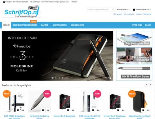 SchrijfOpShop.nl