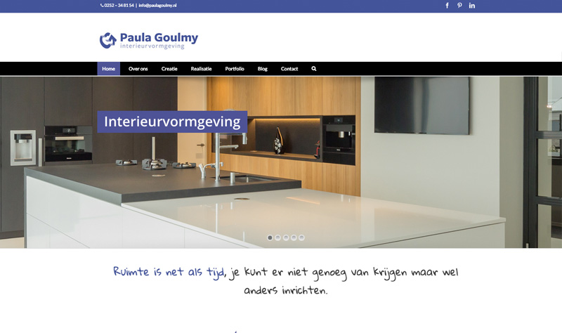 Paula Goulmy Interieurvormgeving