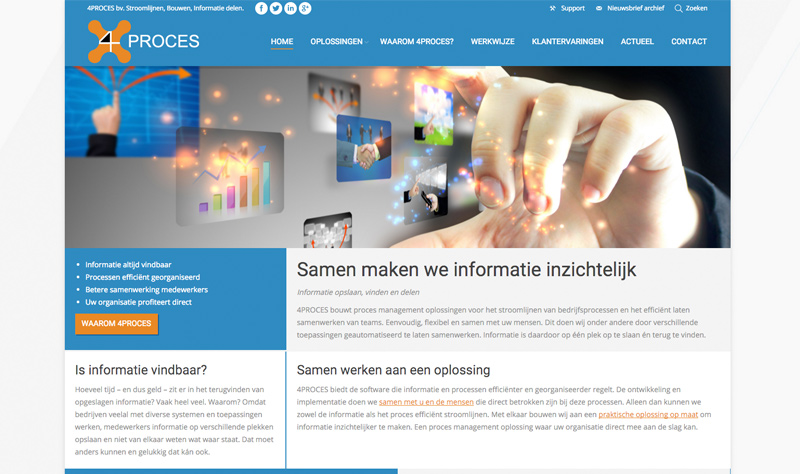4Proces management oplossingen