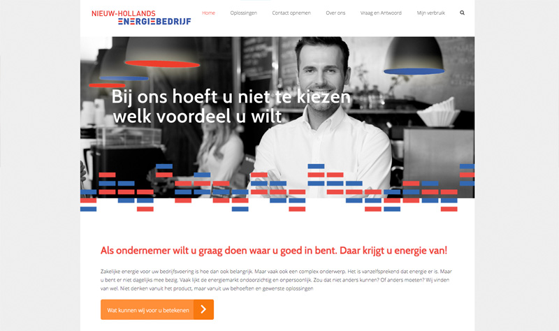 Nieuw-Hollands Energiebedrijf