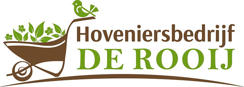 hoveniersbedrijf de rooij logo